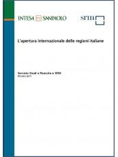 L'apertura internazionale delle regioni italiane – 2013