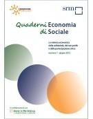 Quaderni di Economia Sociale n.1 – 2012