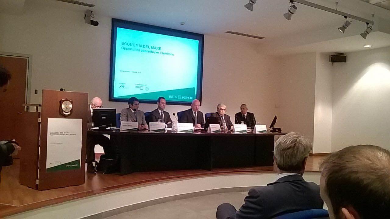 Srm a civitavecchia economia del mare opportunit for Opzioni di raccordo economico
