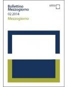 Bollettino Mezzogiorno 2-2014