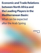 Foreign Trade Framework in the Arab Spring countries – Marzo 2012
