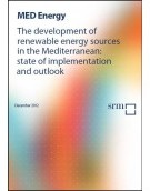 The development of renewable energy sources in the Mediterranean