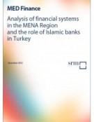 Financial systems in the MENA Region and the role of Islamic banks in Turkey – 2012