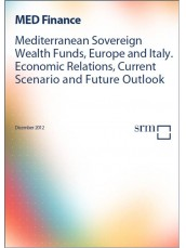 Mediterranean Sovereign Wealth Funds in Europe and Italy – 2012