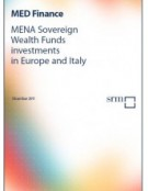 MENA Sovereign Wealth Funds investments in Europe and Italy – 2011