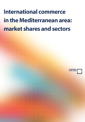International commerce in the Mediterranean area: market shares and sectors – December 2015