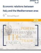 Annual Report 2016 | Economic Relations between Italy and the Mediterranean Area