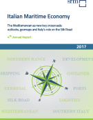 Italian Maritime Economy.  The Mediterranean as new key crossroads: outlooks, geomaps and Italy's role on the Silk Road