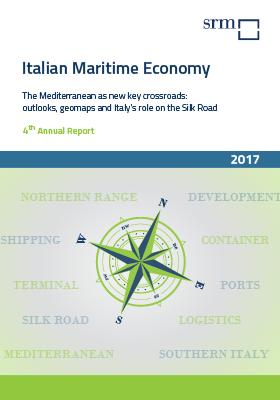 Italian Maritime Economy.  Scenari e geomappe di un Mediterraneo nuovo crocevia: l'Italia sulla Via della Seta