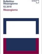 Bollettino Mezzogiorno 2-2018