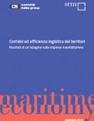 Corridoi ed efficienza logistica dei territori   Studio realizzato da SRM & Gruppo Contship Italia – Dicembre 2018