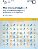 MED & Italian Energy Report 2019