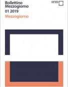 Bollettino Mezzogiorno 1-2019