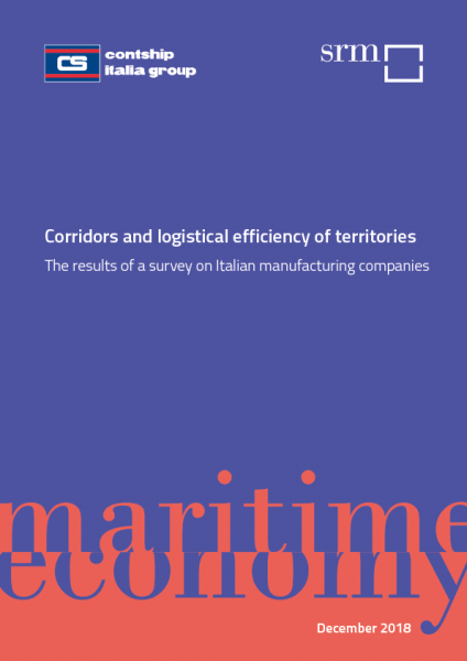 Corridors and logistical efficiency of territories – December 2018