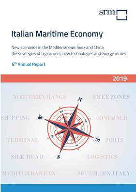 6th Italian Maritime Economy Report | New scenarios in the Mediterranean: Suez and China, the strategies of big carriers, new technologies and energy routes