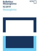 Bollettino Mezzogiorno 2-2019
