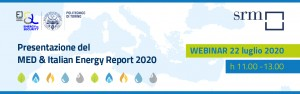 med & italian energy report 2020