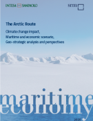 The Arctic Route. Climate change impact, Maritime and Economic scenario, Geo-strategic analysis and perspectives