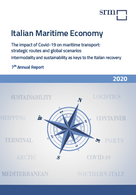 Italian Maritime Economy. The impact of Covid-19 on maritime transport: strategic routes and global scenarios. Intermodality and sustainability as keys to the Italian recovery