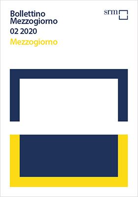 Bollettino Mezzogiorno 2   2020
