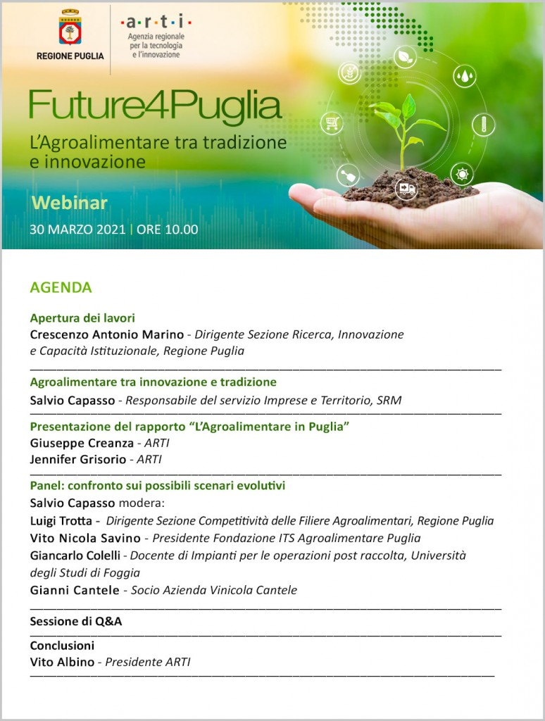 F4P_agenda_Agroalimentare