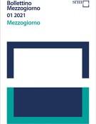 Bollettino Mezzogiorno 1 – 2021