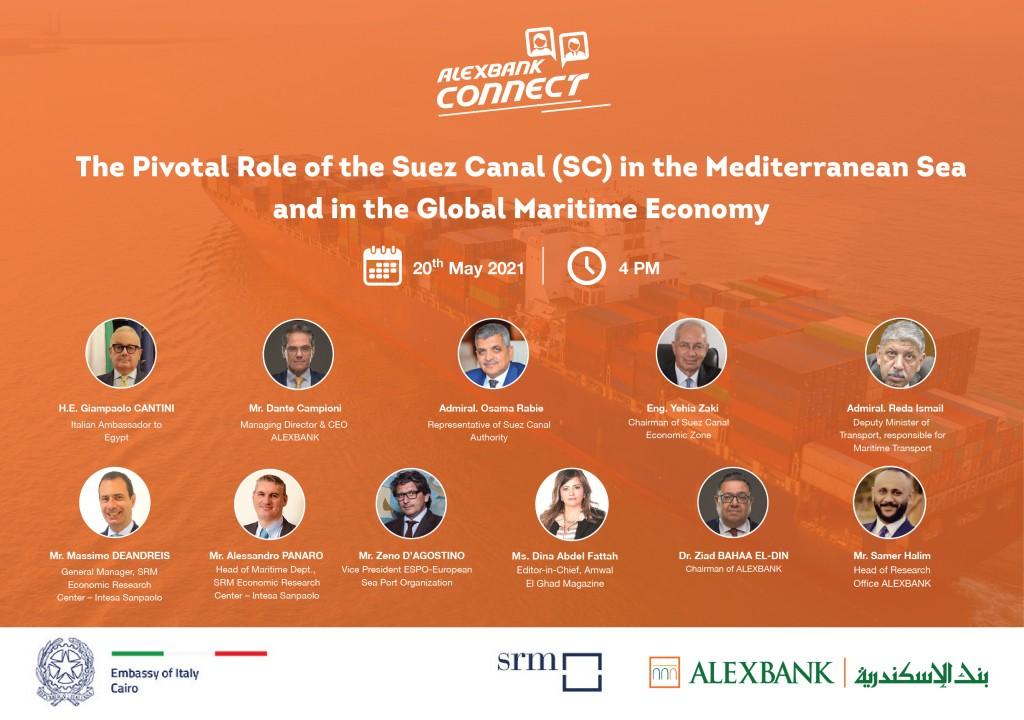 Suez Canal | webinar | 20 may 2021